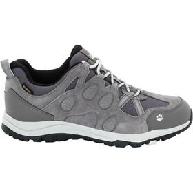 Jack Wolfskin Rocksand Texapore - Chaussures Femme - gris